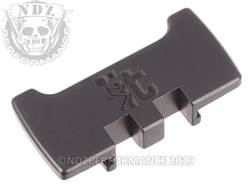 NDZ Glock 1-5 Slide Racker Plate Stickman Black