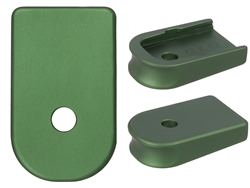 NDZ Green Magazine Plate for Glock 42 (*LZ)