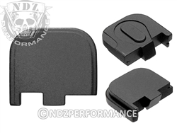NDZ Black Glock Back Plate fits 42 (*LZ)