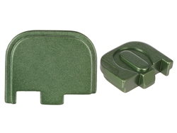 NDZ Green Glock Back Plate fits 42 (*LZ)
