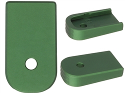 NDZ Green Magazine Plate for Glock 43 (*LZ)