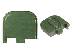 NDZ Green Glock Back Plate fits 43 (*LZ)