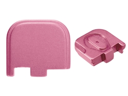 NDZ Pink Rear Plate for Glock 43 (*LZ)