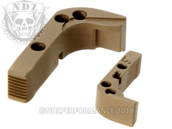 Aftermarket FDE Mag Release For Glock Gen 1-3 | NDZ Performance