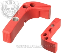 Aftermarket USMC Red Mag Release For Glock Gen 1-3 | NDZ Performance