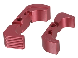 NDZ Red Extended Magazine Release for Glock Gen 4 (*LZ)