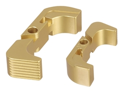 NDZ Gold Extended Magazine Release for Glock Gen 4 (*LZ)