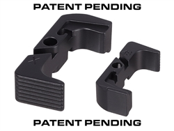 NDZ Black Extended Magazine Release for Glock 43X 48 (*LZ)