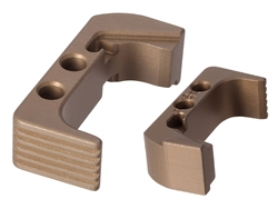 NDZ HC FDE Extended Magazine Release for Glock 43X 48 (*LZ)