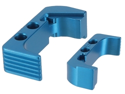 NDZ Blue Plus Magazine Release for Glock 43X 48 (*LZ)