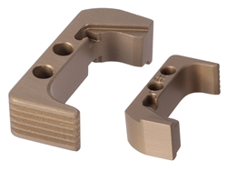 NDZ HC FDE Plus Magazine Release for Glock 43X 48 (*LZ)