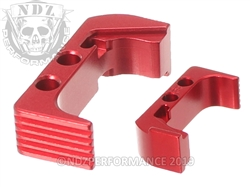 NDZ Red Plus Magazine Release for Glock 43X 48 (*LZ)