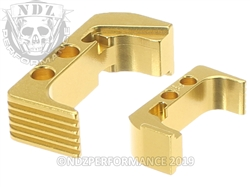 NDZ Gold Plus Magazine Release for Glock 43X 48 (*LZ)