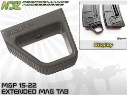 Gripp Magazine Plate Tab for Smith & Wesson 15-22 Foliage