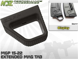 Gripp Magazine Plate Tab for Smith & Wesson 15-22 ODG
