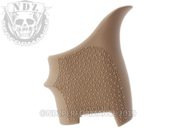 Hogue Sig P365 HANDALL Beavertail Pistol Grip Sleeve FDE