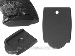 NDZ Heckler & Koch VP9 P30 Magazine Plate Black