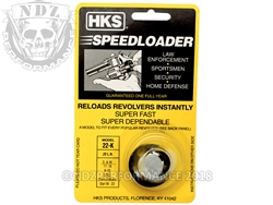 HKS 6 Round M Series Speedloader .22 LR 22-K |Buy Revolver Parts