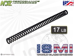 ISMI 17lb Recoil Spring for Glock Full Size ONLY