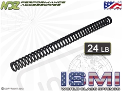 ISMI 24lb Recoil Spring for Glock Full Size ONLY