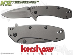 Kershaw Spring Assisited Pocket Knife 1555TI (*LZ)