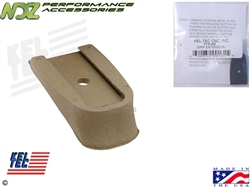 Kel-Tec FDE Finger Extension Magazine Plate for PF9