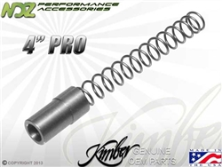 "Kimber 22# Recoil Spring & Bushing for 4"" PRO NEW take off's"
