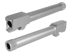 Lone Wolf Dist. LWD-229TH Conversion Barrel from .40 to 9MM for Glock 22 31 35 Threaded in Stainless Steel