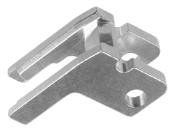 Lone Wolf Distributors Locking Block Upgrade for Glock Gen 3-4 in Stainless Steel