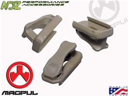 Magpul FDE Ranger Magazine Plate for AR-15 MAG212