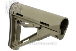 Magpul Stock for AR CTR Compact type Rifle FDE MAG310