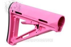 Magpul MOE Carbine Stock Milspec for AR Pink MAG400