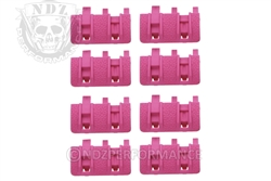 Magpul XTM Enhanced Picatinny Rails Pink for AR MAG510