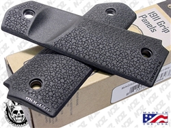 Magpul Black Diamond Cross-Section Grip Panels for 1911 MAG524 (*LZ)
