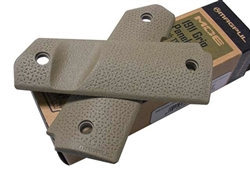Magpul FDE Trapezoidal Surface Projections TSP Grip Panels for 1911 MAG544 (*LZ)