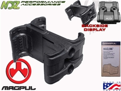 Magpul Magazine Coupler PMAG 30 & PMAG 30 M3 Black for AR