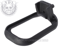 Magpul GL Enhanced Magazine Well for Glock 19, 23, 32, 38 Gen 3 Polymer Black