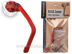 Magpul B.A.D. Lever Battery Assist Device Cerakote USMC Red for AR-15 M4 MAG980