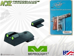 Meprolight Sights for Kimber 1911