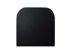 NDZ Push-on Visor Hat Clip in Black