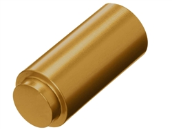 NDZ 1911 Recoil Spring Plug in TiN Gold