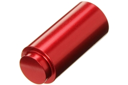 NDZ Recoil Spring Plug for 1911 Government & Commander Red