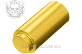 NDZ Recoil Spring Plug for 1911 Government & Commander Gold