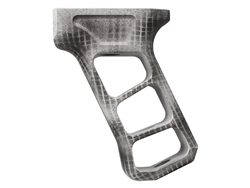 Valkyrie AK-47 74 Pistol Grip Armorer Black & Snow White Smoke/Mesh by NDZ