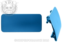 "NDZ Blue 3"" Picatinny Rail for AR-15  (*LZ)"