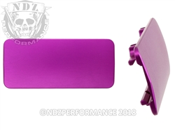 "NDZ Purple 3"" Picatinny Rail for AR-15  (*LZ)"