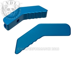 Aftermarket Blue Collapsible Stock Lever - Ar-15 S&W 15-22 | NDZ Performance