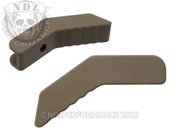 NDZ HC FDE Collapsible Stock Lever for AR-15, SW 15-22  (*LZ)