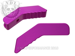 Aftermarket Purple Collapsible Stock Lever - Ar-15 S&W 15-22 | NDZ Performance