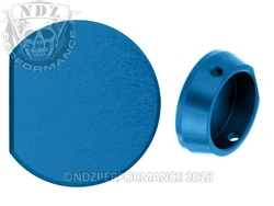NDZ Blue Forward Assist Button for AR-15 (*LZ)